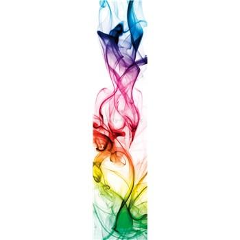 Samolepiace dekoračné pásy dym farebný rozmer 60 cm x 260 cm
