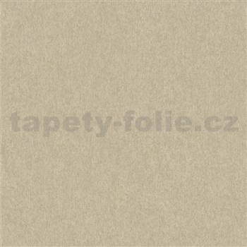 Luxusné vliesové tapety na stenu G.M.Kretschmer Deluxe štruktúrované svetlo hnedé