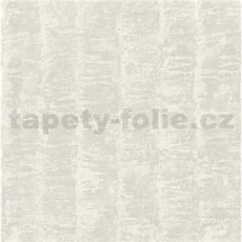 Luxusné vliesové tapety na stenu G.M.Kretschmer Deluxe pruhy krémové