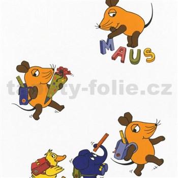 Tapety na stenu Die Maus myška a pratelia idú do školy - POSLEDNÉ KUSY