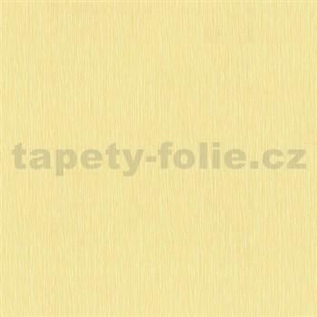 Papierové tapety na stenu Dieter Bohlen - štruktúrované žlté