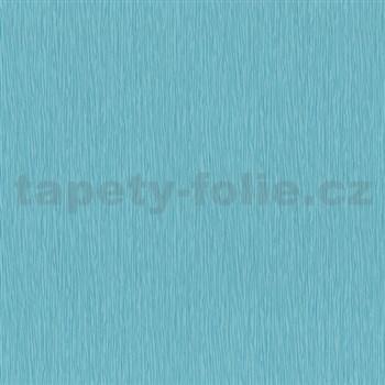 Papierové tapety na stenu Dieter Bohlen - štruktúrované tyrkysové