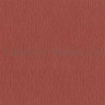 Papierové tapety na stenu Dieter Bohlen - štruktúrované tehlovo červené