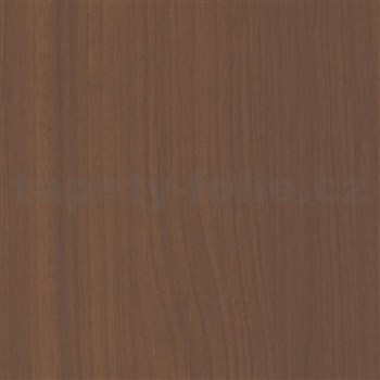 ZBYTKOVÁ METRÁŽ špeciálna renovačné fólie orech Portland šírka 0,9 m