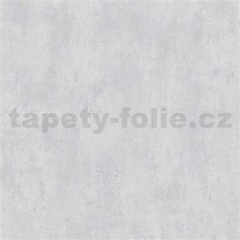 Vliesové tapety na stenu Ella betón svetlo sivý