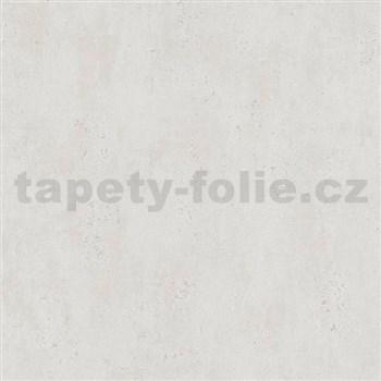 Vliesové tapety na stenu Ella betón krémový