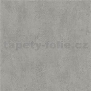 Vliesové tapety na stenu Ella betón hnedý