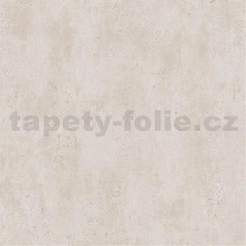 Vliesové tapety na stenu Ella betón svetlo hnedý