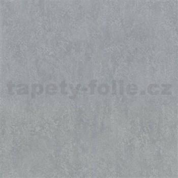 Vliesové tapety na stenu Ella betónová stenu sivá