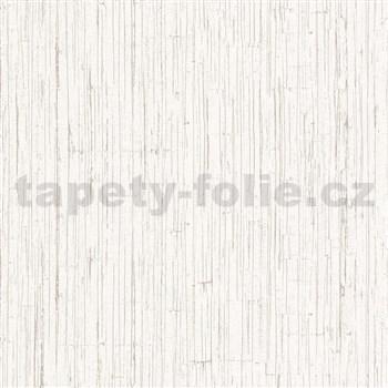 Vliesové tapety na stenu Ella štruktúrovaná omietka krémová