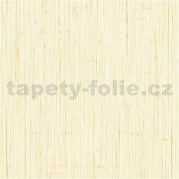 Vliesové tapety na stenu Ella štruktúrovaná omietka žltá