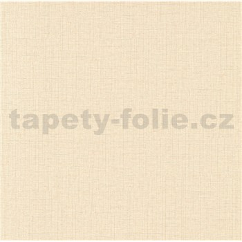 Vliesové tapety na stenu IMPOL Paradisio 2 textilná štruktúra svetlo hnedá
