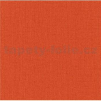 Vliesové tapety na stenu IMPOL Paradisio 2 textilná štruktúra červená