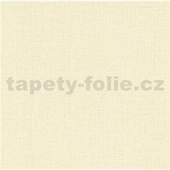 Vliesové tapety na stenu IMPOL Paradisio 2 textilná štruktúra béžová