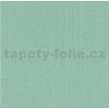 Vliesové tapety na stenu IMPOL Paradisio 2 textilná štruktúra tyrkysová
