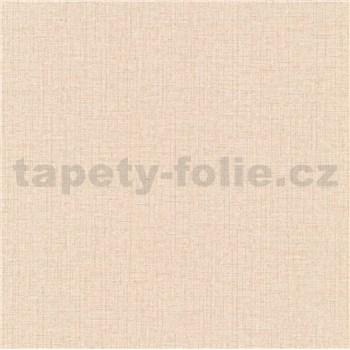 Vliesové tapety na stenu IMPOL Paradisio 2 textilná štruktúra hnedá