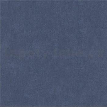 Vliesové tapety IMPOL jednofarebná modrá