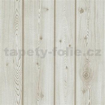 Papierové tapety na stenu Imitations drevené dosky sivo-hnedé