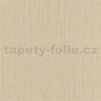 Vliesové tapety na stenu IMPOL Paradisio 2 jednofarebné žíhané hnedé