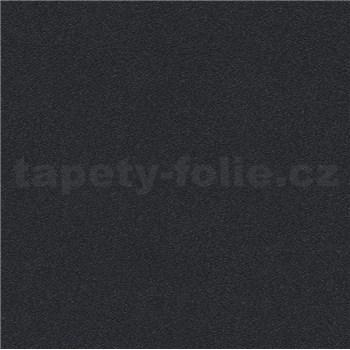Vliesové tapety na stenu Graphics & Basics perleťovo čierna štruktúra