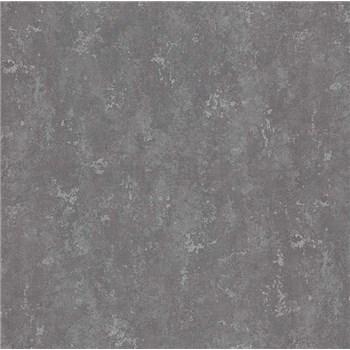 Vliesové tapety na stenu BasiXs sivý betón so striebornými odleskami
