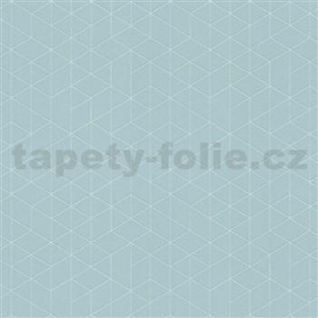 Vliesové tapety na stenu Scandinja skandinávsky design modrý
