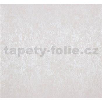 Vliesové tapety Estelle metalická krémová