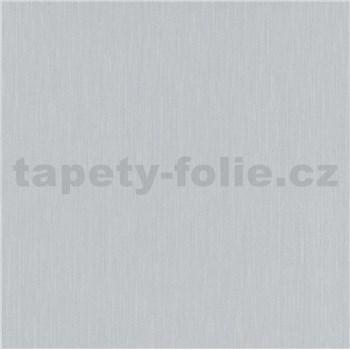 Vliesové tapety na stenu G.M.K. Fashion for walls jemné prúžky svetlo sivé s trblietkami