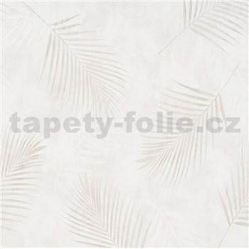 Vliesové tapety na stenu G.M.K. Fashion for walls palmové listy hnedé
