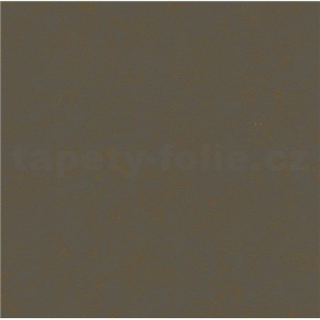 Vliesové tapety na stenu Felicita tmavo hnedé so zlatým metalickým efektom