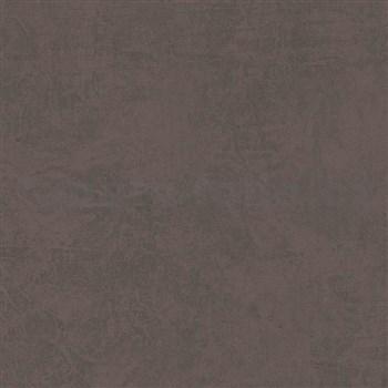 Vliesové tapety na stenu Felicita tmavo hnedá s brúseným efektom