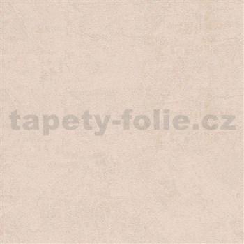 Vliesové tapety na stenu Felicita béžová s brúseným efektom