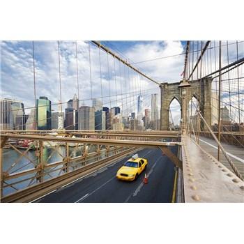 Vliesové fototapety New York rozmer 375 cm x 250 cm