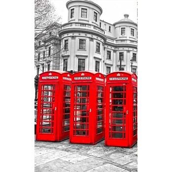Vliesové fototapety Londýn rozmer 150 cm x 250 cm