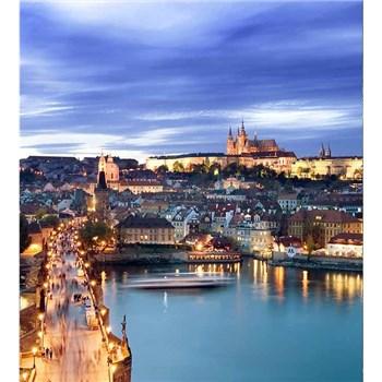 Vliesové fototapety Praha rozmer 225 cm x 250 cm
