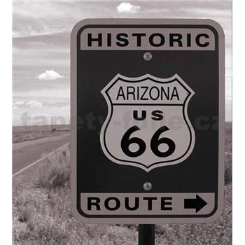 Vliesové fototapety historická cesta rozmer 225 cm x 250 cm
