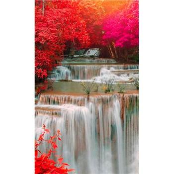 Vliesové fototapety dažďový les rozmer 150 cm x 250 cm