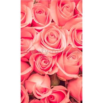 Vliesové fototapety ruže rozmer 150 cm x 250 cm