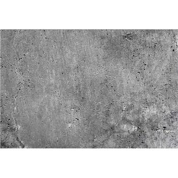 Vliesové fototapety betónová stena rozmer 375 cm x 250 cm
