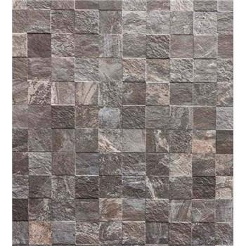 Vliesové fototapety kamenné dlaždice rozmer 225 cm x 250 cm