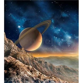 Vliesové fototapety vesmír rozmer 225 cm x 250 cm