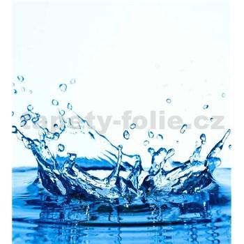 Vliesové fototapety voda rozmer 225 cm x 250 cm