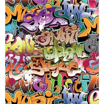 Vliesové fototapety graffiti rozmer 225 cm x 250 cm