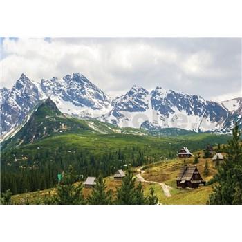 Fototapety Alpy, rozmer 254 cm x 184 cm