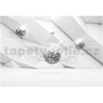 Vliesové fototapety 3D brilianty rozmer 368 cm x 254 cm