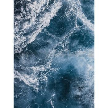 Vliesové fototapety pohľad do modrého mora rozmer 184 cm x 254 cm