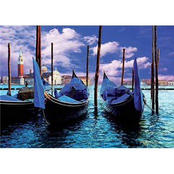 Vliesové fototapety Benátky, rozmer 312 x 219 cm