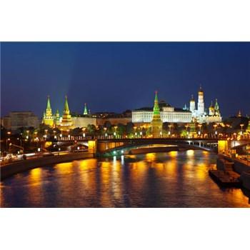 Vliesové fototapety Moscow, rozmer 312 x 219 cm