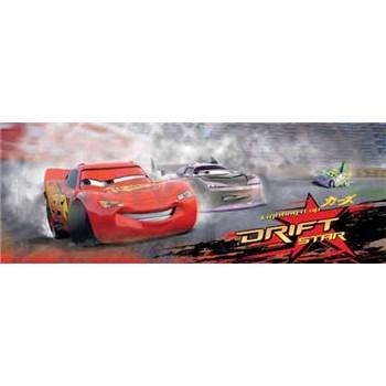 Fototapety Cars drift, rozmer 254 x 92 cm