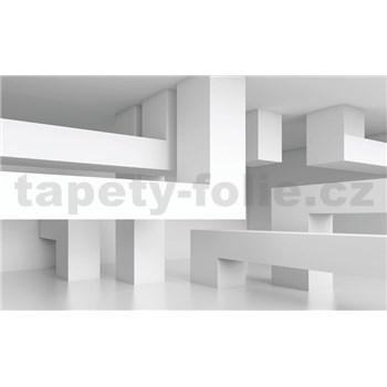 Fototapety 3D abstraktný vzor, rozmer 368 cm x 254 cm